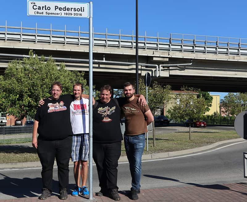 Tag 1, Sonntag: München - Ponte Taro - Marina di Pisa