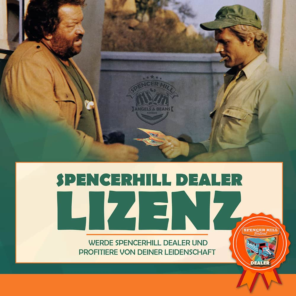 Spencerhill Dealer Lizenz
