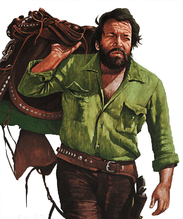 Bud Spencer zur Fanbase Party 2020